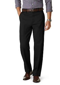 Dockers Signature Khaki Relax Black Pants