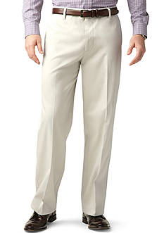 Dockers® Classic-Fit D3 Flat-Front Non-Iron Pants