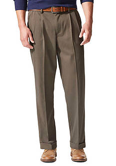 Dockers Relaxed Khaki Pleated Pants