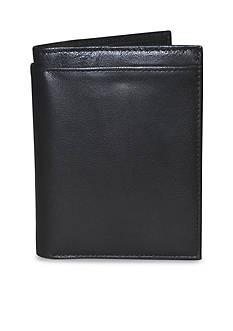 Buxton RFID Passport Wallet