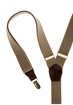 Saddlebred Solid Clip Suspender