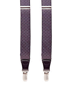 Saddlebred Foulard Stretch Clip Suspenders