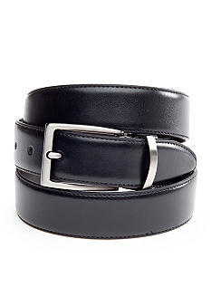Saddlebred Reversible Brushed Nickle Belt