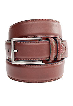 Saddlebred Brushed Nickle Casual Belt