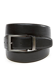 Saddlebred Big & Tall Reversible Dress Belt