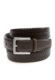 Saddlebred Big & Tall Braided Belt