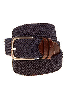 Saddlebred Fabric Belt