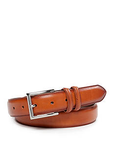 Saddlebred 1.25-in. Leather Dress Belt
