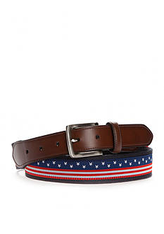 Saddlebred 1.38-in. Stars And Stripe Belt