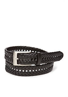 Saddlebred 1.26-in. Double Weave Braided Belt