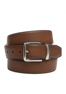 Saddlebred Big & Tall Reversible Feather Edge Casual Belt