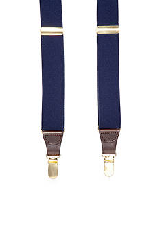Saddlebred Big & Tall Stretch Suspenders
