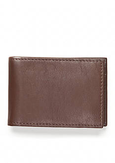 Saddlebred Front Pocket Money Clip Wallet