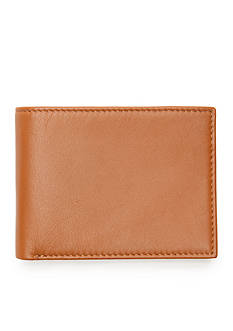 Saddlebred Passcase Wallet