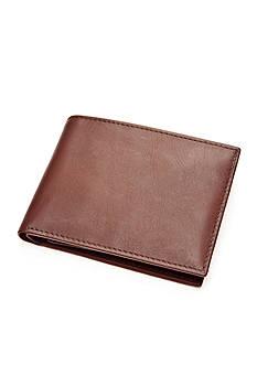 Saddlebred Vintage Passcase Wallet