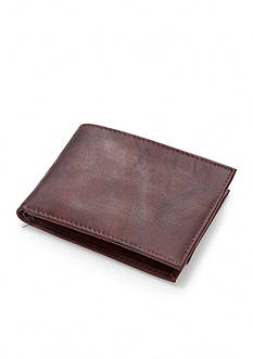 Saddlebred Antique Leather Passcase