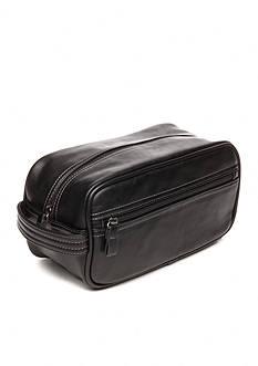 Saddlebred Top Zip Travel Kit