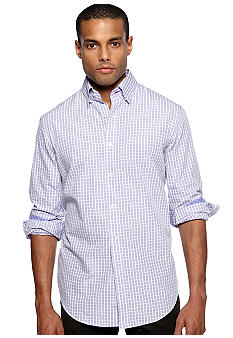 Black Brown 1826 Plaid Gingham Shirt