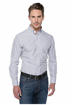 Black Brown 1826 Hector Check Shirt