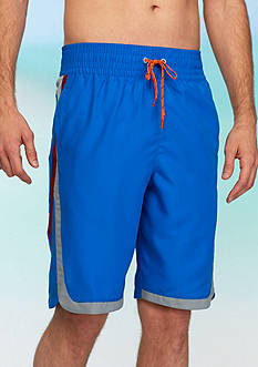 Nike Big & Tall Color Surge Beacon Volley Shorts