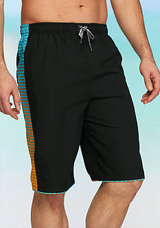Nike Big & Tall Continuum Splice Volley Shorts