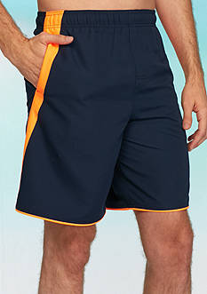 Nike Big & Tall Solid Cargo Volley Shorts