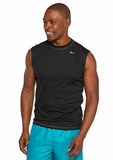 Nike Big & Tall Hydro Core Solid Sleeveless Shirt