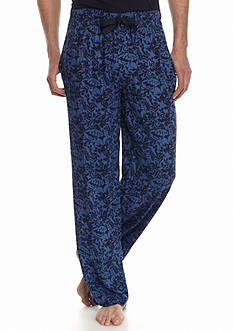 IZOD Hawaiian Print Lounge Pants