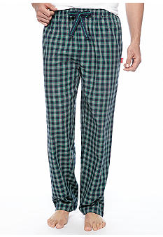 Izod Plaid Lounge Pant