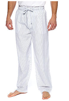 Izod Cotton Woven Sleep Pants