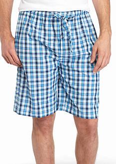 IZOD Woven Chambray Lounge Shorts