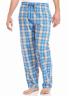 IZOD Woven Chambray Lounge Pants