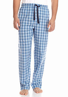 IZOD Woven Cotton Lounge Pants
