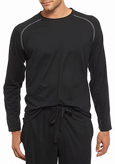 IZOD Sueded Jersey Crewneck Shirt