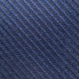 Young Men: Saddlebred Accessories: Navy Saddlebred Derby Twill Stripe Tie