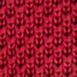 Men: Saddlebred Accessories: Red Saddlebred Gamma Solid Knit Tie