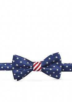 Saddlebred Pre-Tied USA Bow Tie