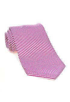 Saddlebred Seersucker Stripe Tie