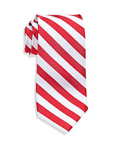 Saddlebred College Rubgy Stripe Tie