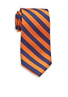 Saddlebred College Rubgy Stripe Tie