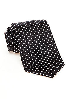 Saddlebred Toure Satin Dot Tie