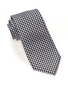 Saddlebred Bear Houndstooth Tie