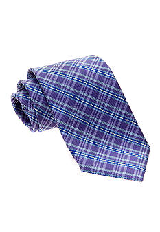 Saddlebred® Plaid Tie
