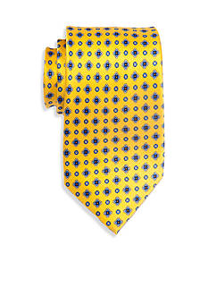 Saddlebred Nice Print Neat Tie