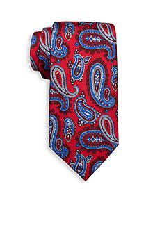 Saddlebred Samoa Paisley Tie