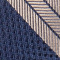 Men: Regular Sale: Taupe Saddlebred George Stripe Tie