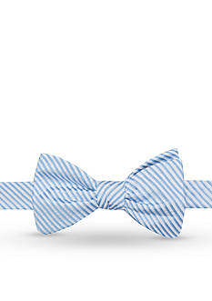 Saddlebred Gulf Breeze Stripe Bow Tie