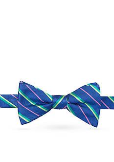 Saddlebred Pre-Tied Grand Rapids Stripe Bow Tie