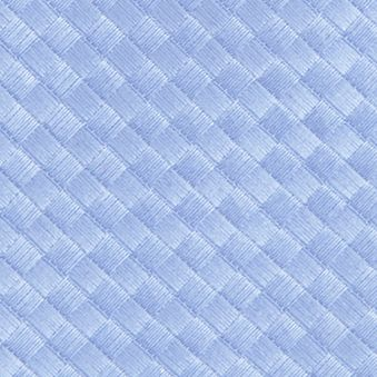 Ties For Young Men: Light Blue Saddlebred Extra Long Derby Basket Weave Tie
