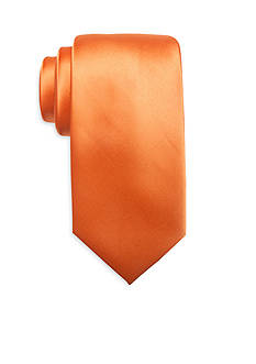 Saddlebred Extra Long Derby Solid Tie
